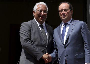 """Hollande: """"Los terroristas nos quieren separar"""""""