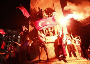 El golpe, una tragedia turca en dos actos