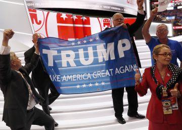 Donald Trump quiere convertirse en el 'sheriff' de América