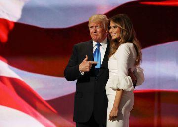 Melania Trump plagia parte do discurso de Michelle Obama em 2008