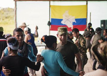 Los últimos días de las FARC en la guerra de Colombia