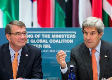 EE UU pide flexibilidad para adaptar la estrategia internacional ante un ISIS cambiante