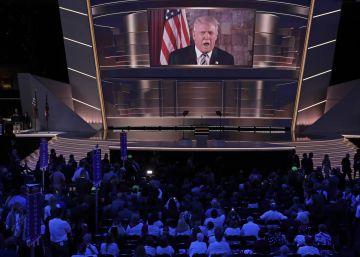 """""""No hay un Donald Trump real, es un personaje"""""""