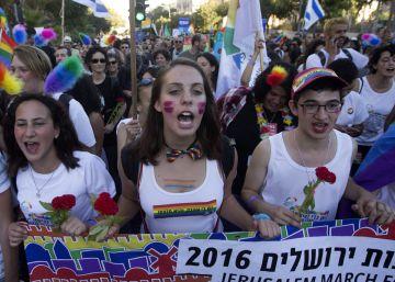 Detenidas 48 personas en el desfile del Orgullo Gay en Jerusalén