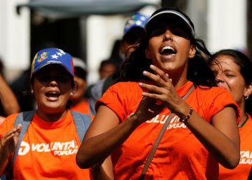 Tensión en Caracas en torno a la vista de apelación de Leopoldo López