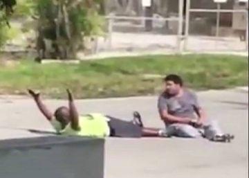Nuevo caso de brutalidad policial contra un negro, esta vez en Miami