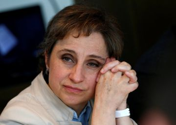 El dueño de MVS demanda a Aristegui por daño moral