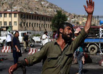 Al menos 80 muertos en un atentado suicida contra una manifestación en Kabul