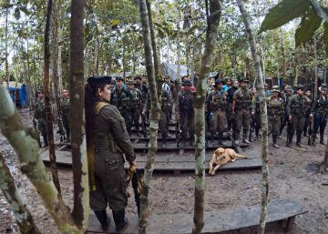 Los últimos compases de las FARC en la guerra de Colombia