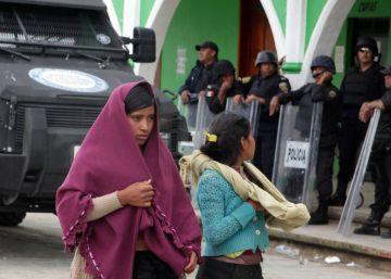 Detenidas seis personas por la muerte del alcalde de Chamula y otras cuatro personas