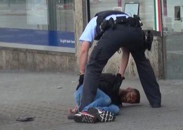Detenido un refugiado sirio por matar con un machete a una mujer en Alemania