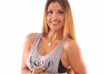 La modelo Joanna Birriel, asesinada en una cárcel de Guatemala junto al excapitán Byron Lima Oliva.