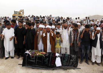 La escalada de violencia mata a 1.600 civiles afganos en lo que va de año