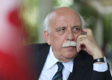 El ministro de Cultura y Turismo de Turquía, Nabi Avci, en Madrid.
