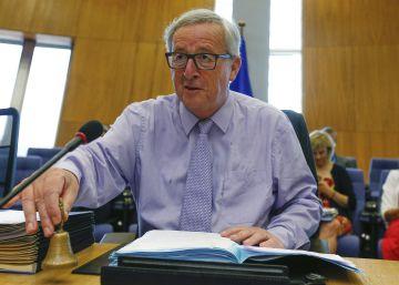 Juncker declara su preferencia por Hillary Clinton