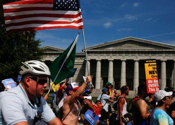 Filadelfia, disputado feudo demócrata