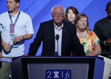 Clinton confía en Sanders para calmar a la izquierda demócrata