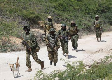 Ocho muertos en un atentado con un coche bomba en Somalia