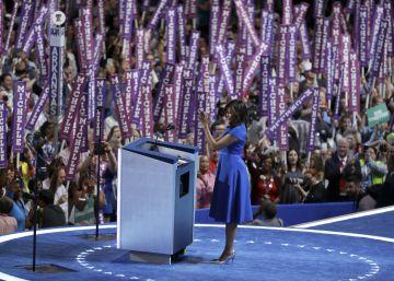 El apoyo de Michelle Obama a Hillary Clinton en 10 frases