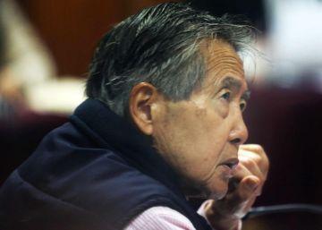 Humala anuncia que no indultará a Alberto Fujimori