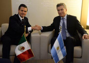 Organizaciones argentinas piden a Macri que hable de DD HH a Peña Nieto