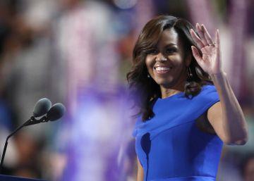 Michelle Obama se reconcilia con Hillary Clinton