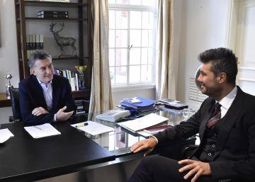 Acuerdo de paz entre Macri y el zar de la televisión argentina