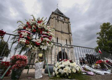 El segundo terrorista de la iglesia de Francia llevaba un mes fichado