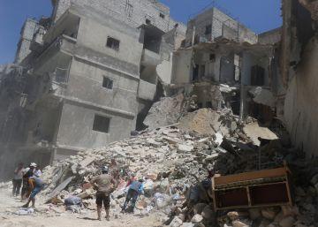 Moscú anuncia la apertura de corredores humanitarios antes de la ofensiva final sobre Alepo
