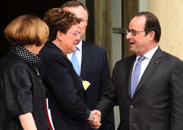 Hollande crea una Guardia Nacional para apoyar la lucha antiterrorista