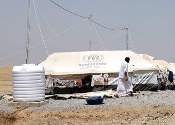 La Cruz Roja alerta de que la ofensiva sobre Mosul puede causar un millón de desplazados