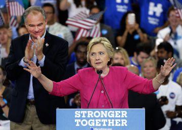 Los demócratas entran en campaña en dos Estados clave