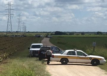 Un globo aerostático con 16 personas a bordo se estrella en Texas