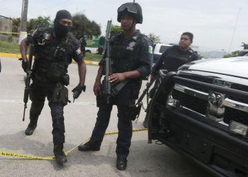 Noche de balas en Guerrero
