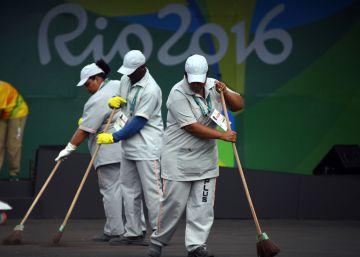 Los Juegos abren una tregua en la convulsa política brasileña