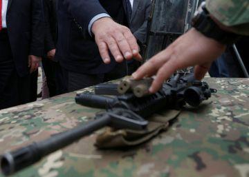Georgia, un islote de estabilidad entre Rusia y Turquía