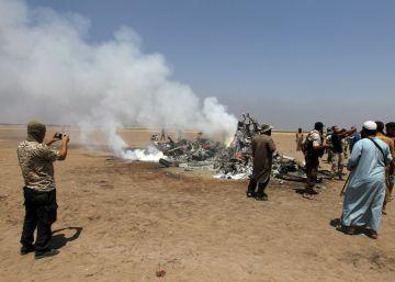Mueren cinco militares rusos en un helicóptero derribado en Siria