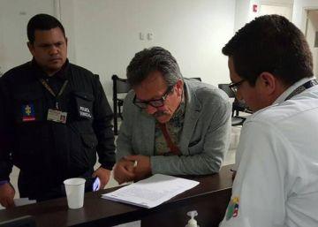 El exdirigente del ELN Carlos Velandia, liberado para gestionar la paz en Colombia