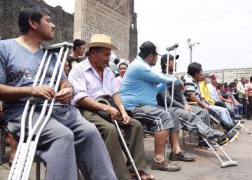 """Los heridos de Nochixtlán: """"Un balazo me afectó el bazo, el hígado, el pulmón izquierdo y el riñón"""""""