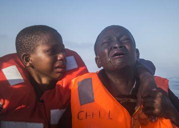 Más 3.100 migrantes mueren en el Mediterráneo en lo que va de año