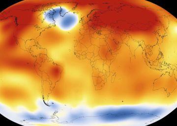 El calentamiento global y los gases de efecto invernadero alcanzan niveles récord