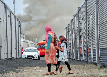 Los países de la UE acogen solo al 2,4% de los refugiados que aceptaron reubicar