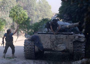 Las tropas de El Asad avanzan en la recuperación de Alepo