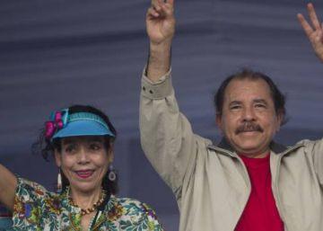 Ortega confirma su giro autoritario al elegir a su esposa como vicepresidenta