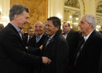 Macri salda deudas con provincias y sindicatos a cambio de gobernabilidad