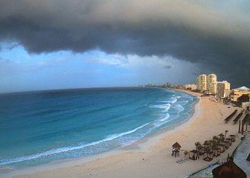 La tormenta Earl amenaza a México y Guatemala