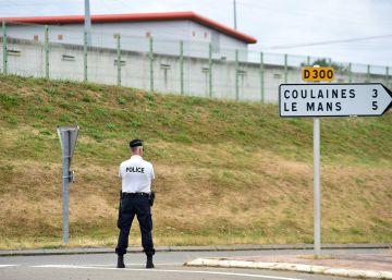 Finaliza sin heridos la toma de rehenes en la cárcel francesa de Le Mans