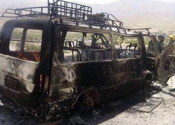 Cinco turistas occidentales resultan heridos en un ataque talibán en Afganistán