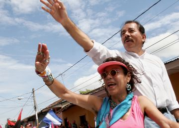 El círculo familiar del poder en Nicaragua