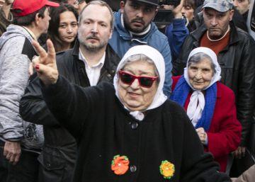 Un juez argentino pide la detención de Hebe de Bonafini